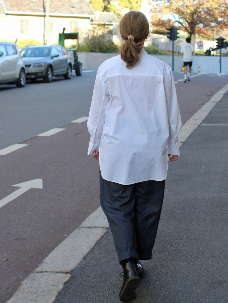 Saint shirt and Base trouser